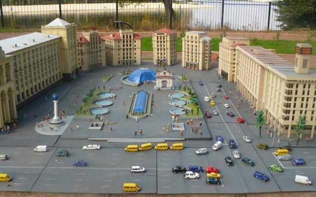 У Киева могут отобрать миниатюрный город